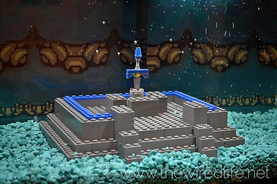 The Legend Of Zelda Aquarium Doesn T Come With Fish Or Octoroks
