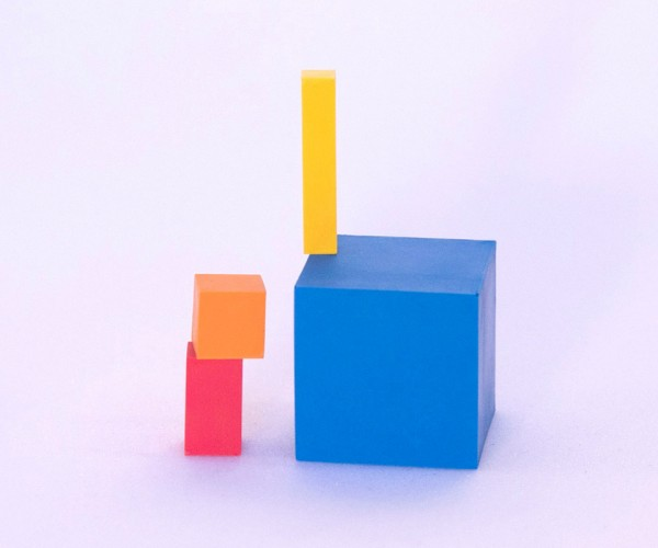Thomas Was Alone Action Figures: Friendship is Blocky