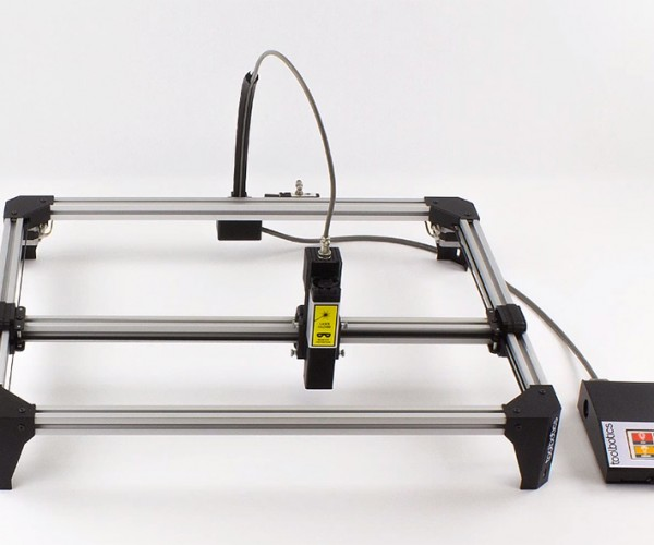Tooli 4-in-1 Desktop CNC Machine: Draw It, Cut It, Paint It, Engrave, Dispense, Pick & Place It