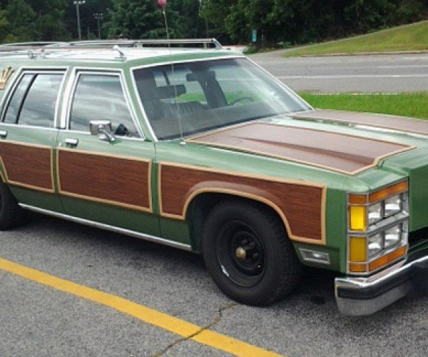 Real Griswold Family Builds Station Wagon from National Lampoon's Vacation