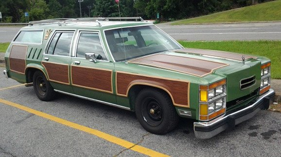 Real Griswold Family Builds Station Wagon From National