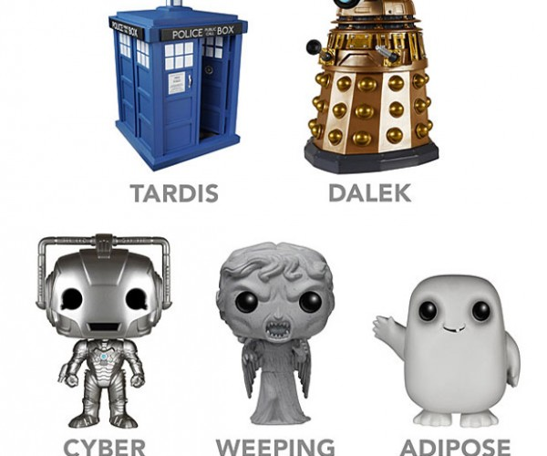 Doctor Who Funko Pop! TARDIS is Smaller on the Outside