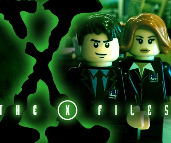 The X-files LEGO Set That Almost Was