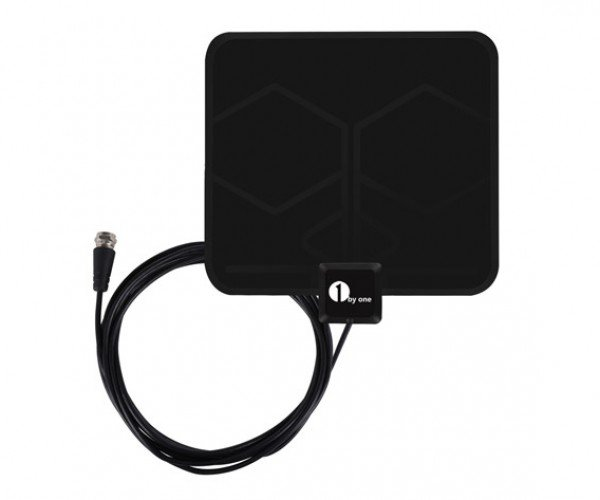 Deal: Save 63% on the 1byone Digital Indoor HDTV Antenna