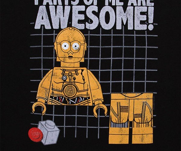 Parts of Me are Awesome T-Shirt