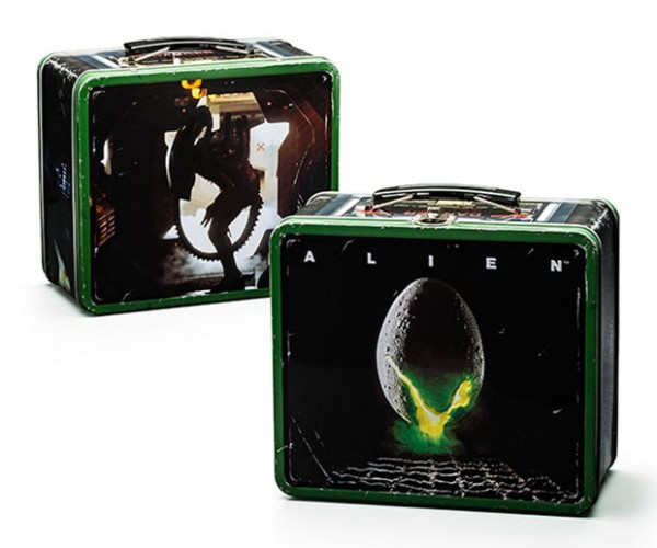 Alien Lunchbox: Back to School '80s Style