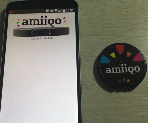 Amiiqo Lets You Back Up 200 Amiibo: Amiiclone