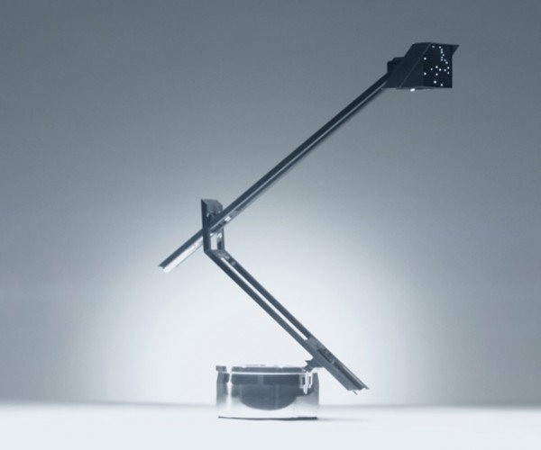 Anodos RAL 9000 Robotic Lamp: Luxo Jr.'s Evil Twin