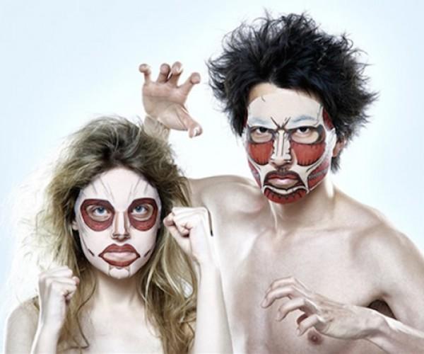 Attack on Titan Facial Mask: Shingeko No Thank You