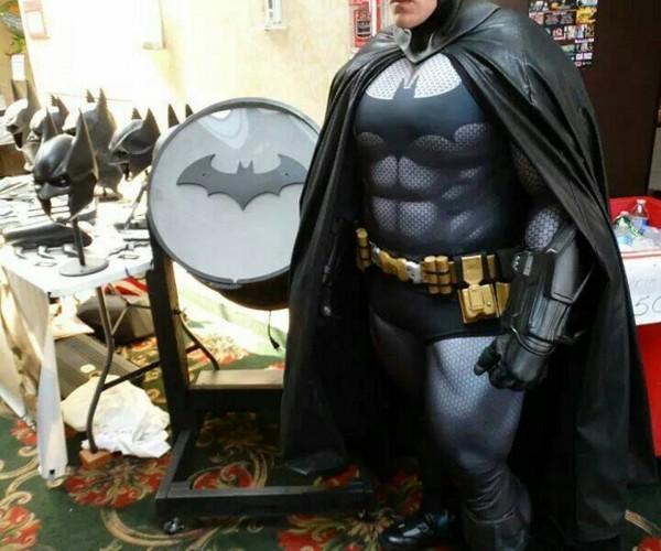Batman Bodysuit: Gotham Garb