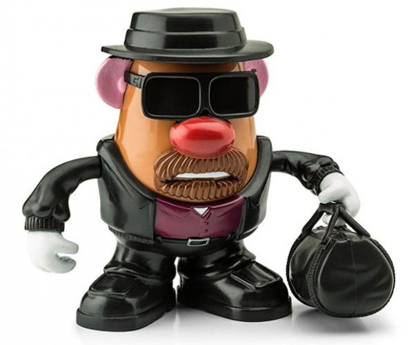 Breaking Bad Mr. Potato Head: Friesenberg