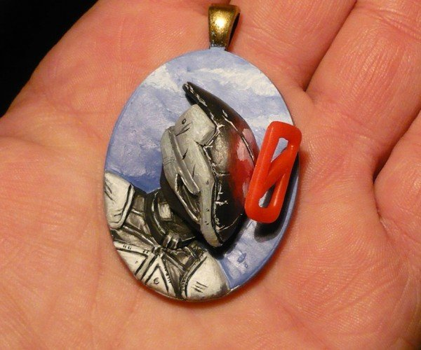 Borderlands 3D Pendants: Loot on Your Chest