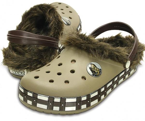 Chewbacca Crocs: ChewCroca?