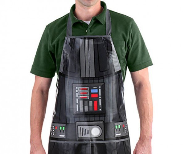 Darth Vader Apron: I am Your Grill Master