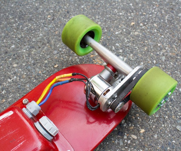 DIY Electric Skateboard: Make or Die