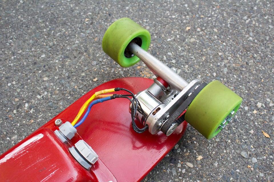 DIY Electric Skateboard: Make or Die