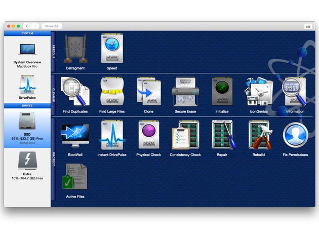 how to repair mac hard drive