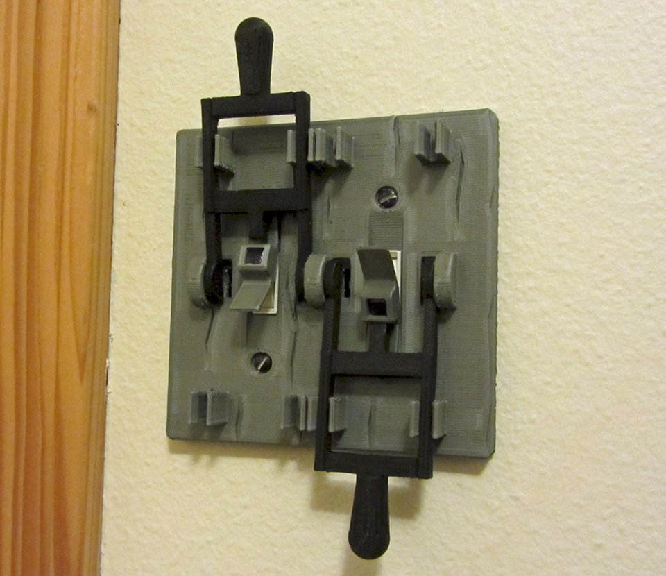 Frankenstein Light Switch Plate It S A Liiiight
