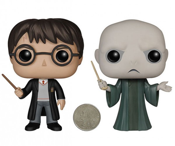 POP! Harry Potter Vinyls: Funko Pertronum