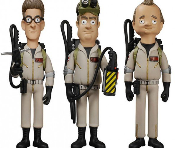 Vinyl Idolz: Ghostbusters Ain't 'Fraid of No Ghost