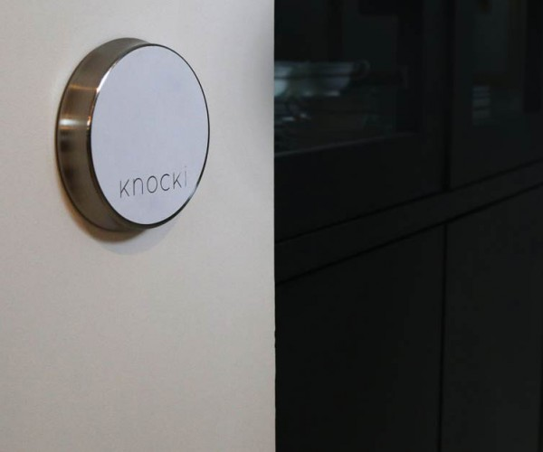 Knocki Gesture Remote Control: Clapper 2.0