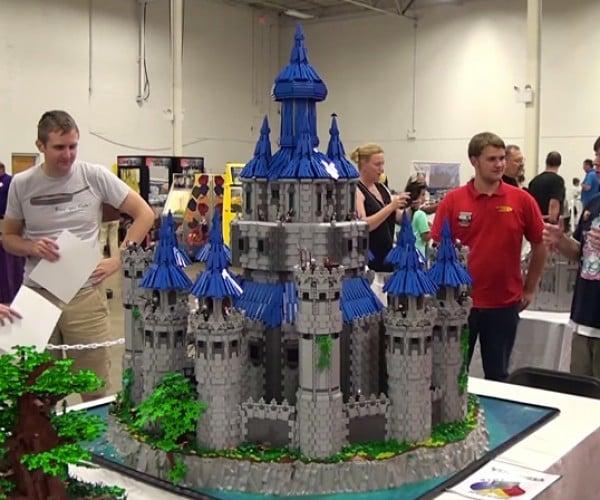 LEGO Hyrule Castle: Tower Prince