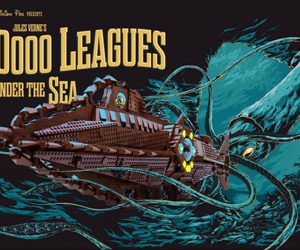 LEGO Nautilus Concept is Just 4000 Votes Under the Target