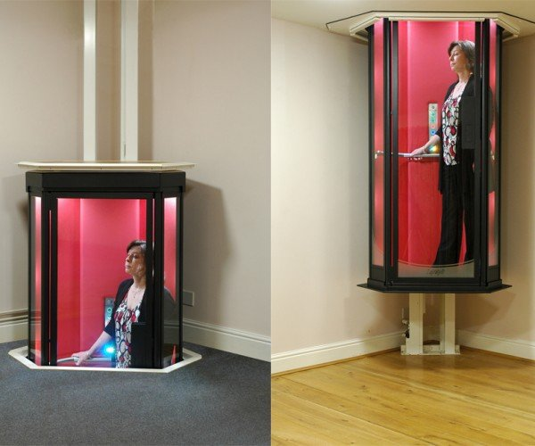 Lifestyle Home Elevator Will Beam You up. Eventually.