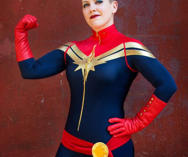 Marvel Comics Variant Covers Cosplay as Cosplayers