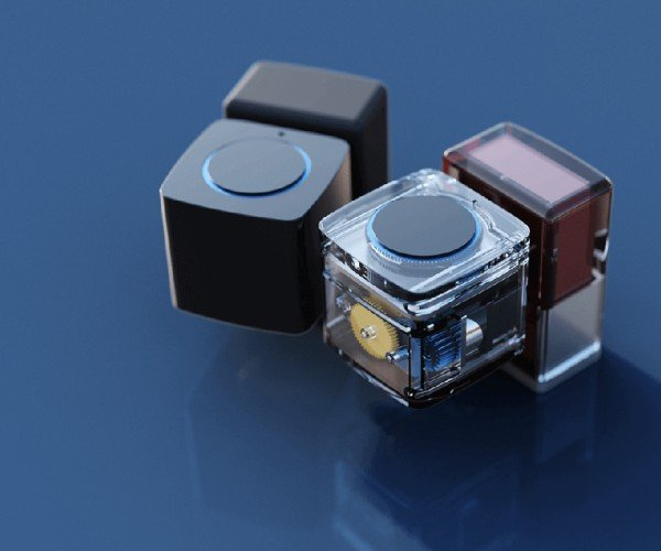 Microbot Push Robot for Pushing Buttons: For Semi-automated Homes