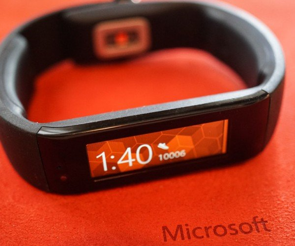 Review: Microsoft Band Smartwatch and Fitness Tracker