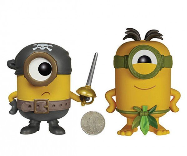 Funko POP! Minions are Despicable