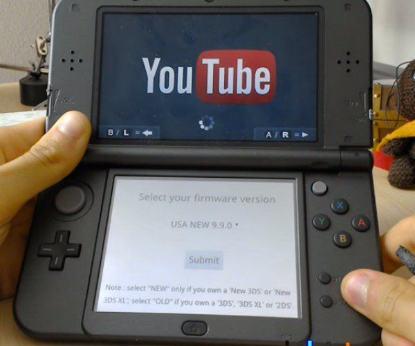 Nintendo 3DS Homebrew YouTube Hack: 301+ Brews