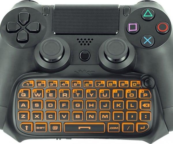 Nyko Type Pad PS4 Mini Keyboard: QWERTY Awaits