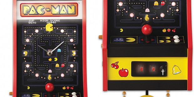 pac_man_35th_anniversary_arcade_cabinet_wall_clock_2
