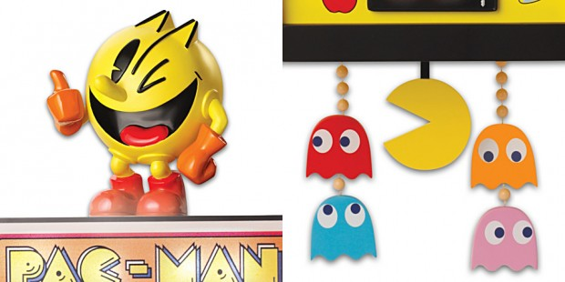 pac_man_35th_anniversary_arcade_cabinet_wall_clock_3