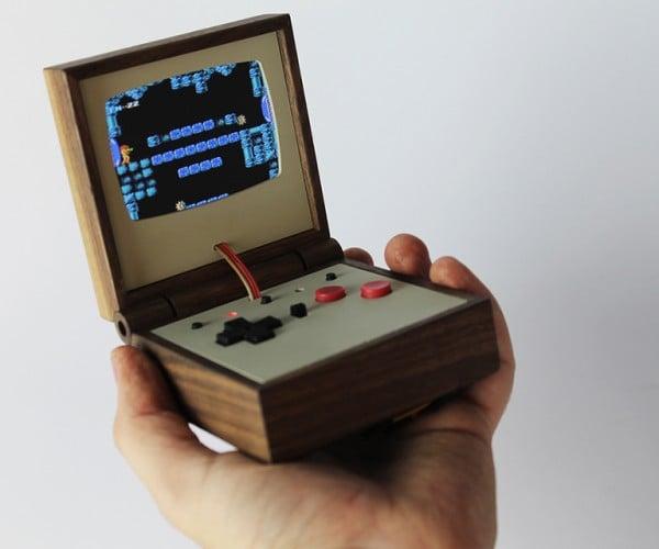 Love Hulten's PE358 & Battlecade: Game Boy & Game Twins