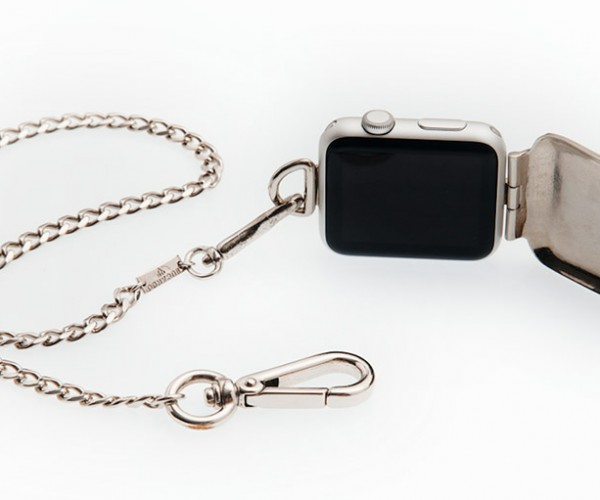 Turn Your Apple Watch into a Pocket Watch or a Pendant