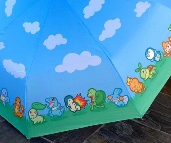 Pokémon Umbrella: It's Raining Mon, Hallelujah