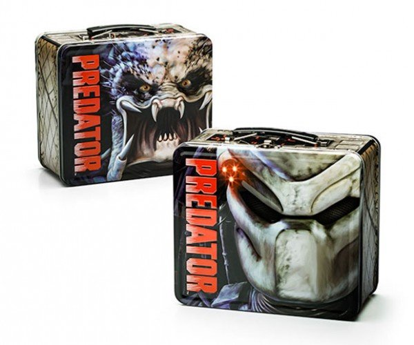 Predator Lunch Box: Get to Da Lunch Room!