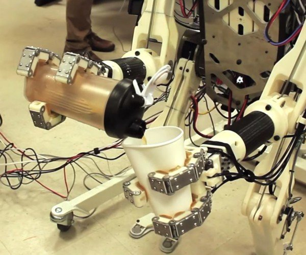 MIT Making Robots with Human Reflexes