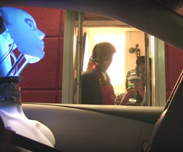Prankster Messes with Drive Thrus Masquerading as a Robot