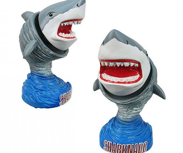 Sharknado 3 Bobbleheads Are Coming to Get You