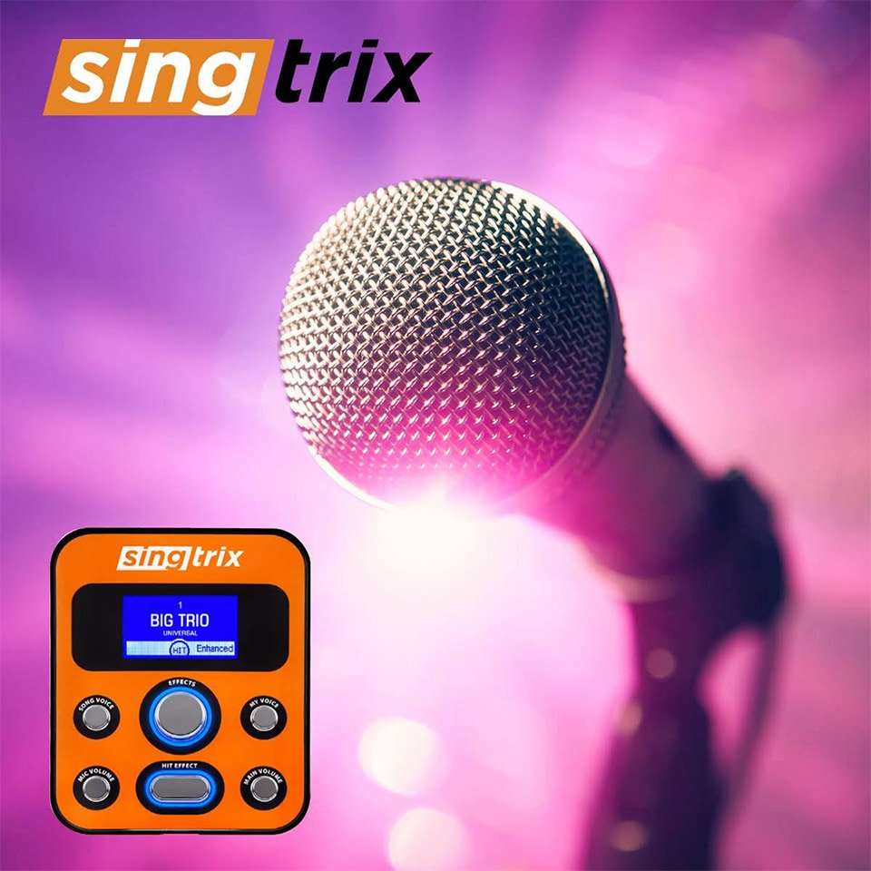 singtrix microphone
