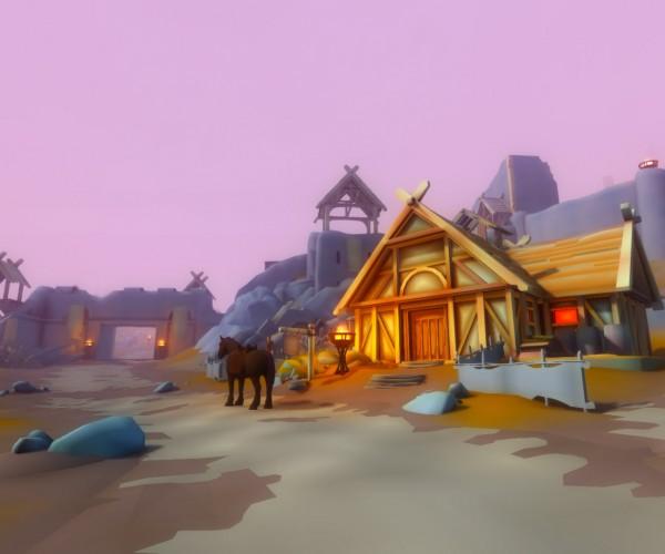 Mod Turns Skyrim into a Cartoon