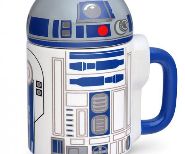 Star Wars R2-D2 Mug: Astromug