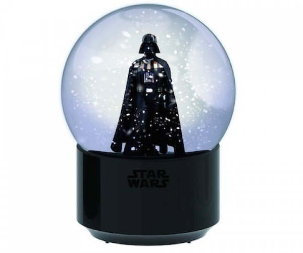 Star Wars Snow Globe Bluetooth Speakers: May the Frost Be With You