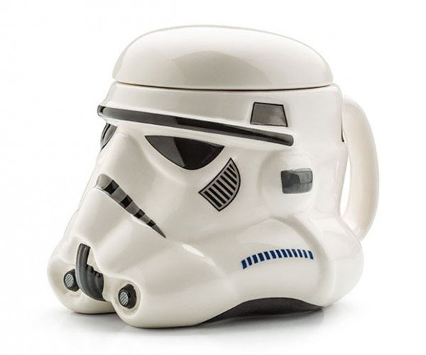 Star Wars Stormtrooper Mug Will Miss your Lips