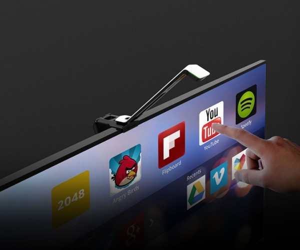Touchjet Wave Turns HDTVs into Touchscreens: Semi-smart TV