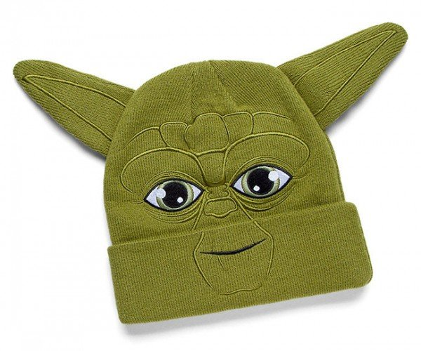 Yoda Beanie: Keep Ears Warm, You Will